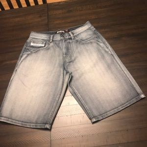 Ecko Unltd Regular Fit Jean Shorts